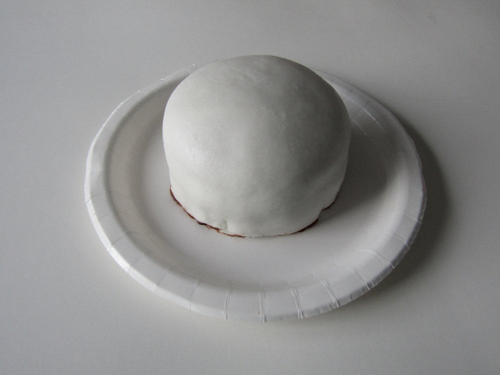 confectionner un gâteau en forme de bonhomme de neige-gâteau-Noël-Temps des Fêtes-MamanSucrée-#mamanSucrée-Je suis une maman