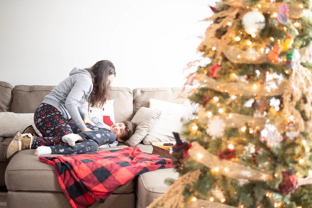 La technologie-Google Home Mini-Enfant-témoignage-moment en famille-ressource technologique-Je suis une maman