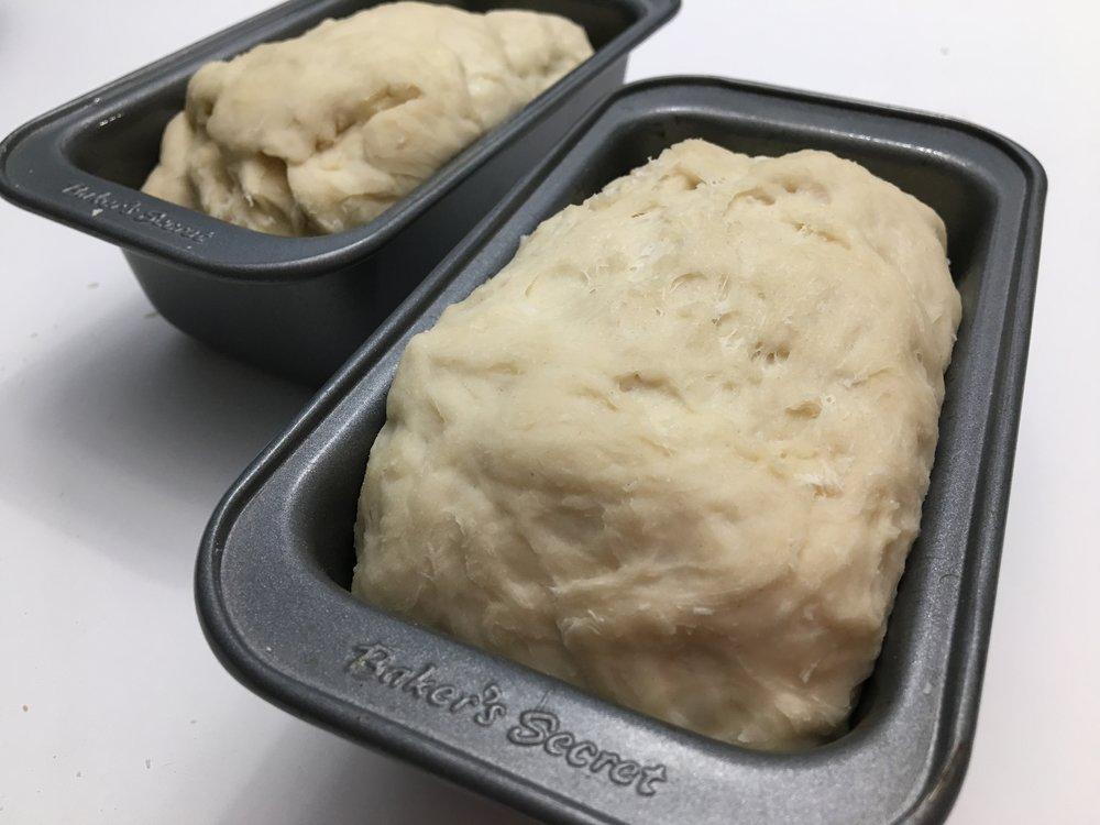 pain-pain dans un sac-faire du pain avec les enfants-boulanger d'un jour-activité cuisine enfants-maman-MamanBricole-#MamanBricole-Je suis une maman