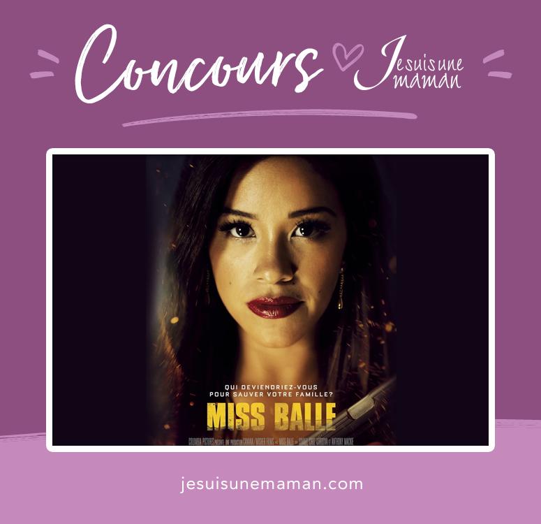 Concours- Film Miss Balle-Cinéma - visionnement spécial-je suis une maman