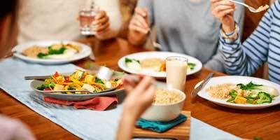 Guide alimentaire canadien-bien manger-manger en famille-famille-cuisiner-alimentation-manger-Je suis une maman
