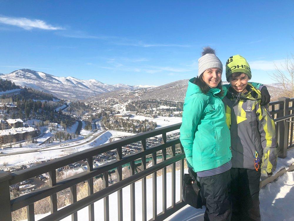 Park City-Deer Valley-Utah-voyage de ski-Skier-voyage en famille-The Lodges Deer Valley Resort-Je suis une maman