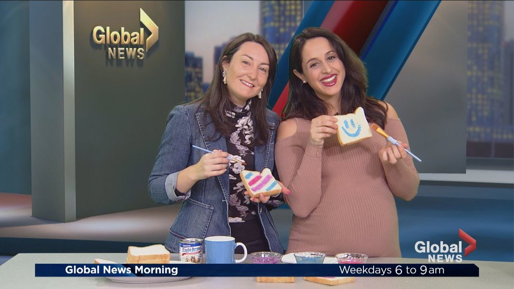relâche scolaire-chronique télé-Global Montréal-Jaime Damak-Je suis une maman