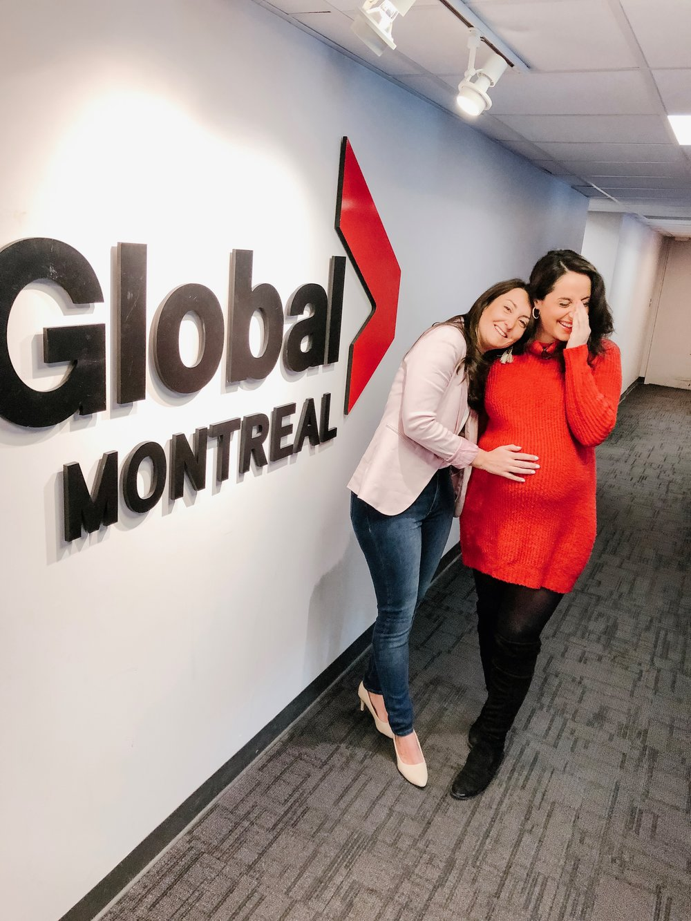 global montreal-tv segment-television-fraud prevention-je suis une maman-Jaime Damak