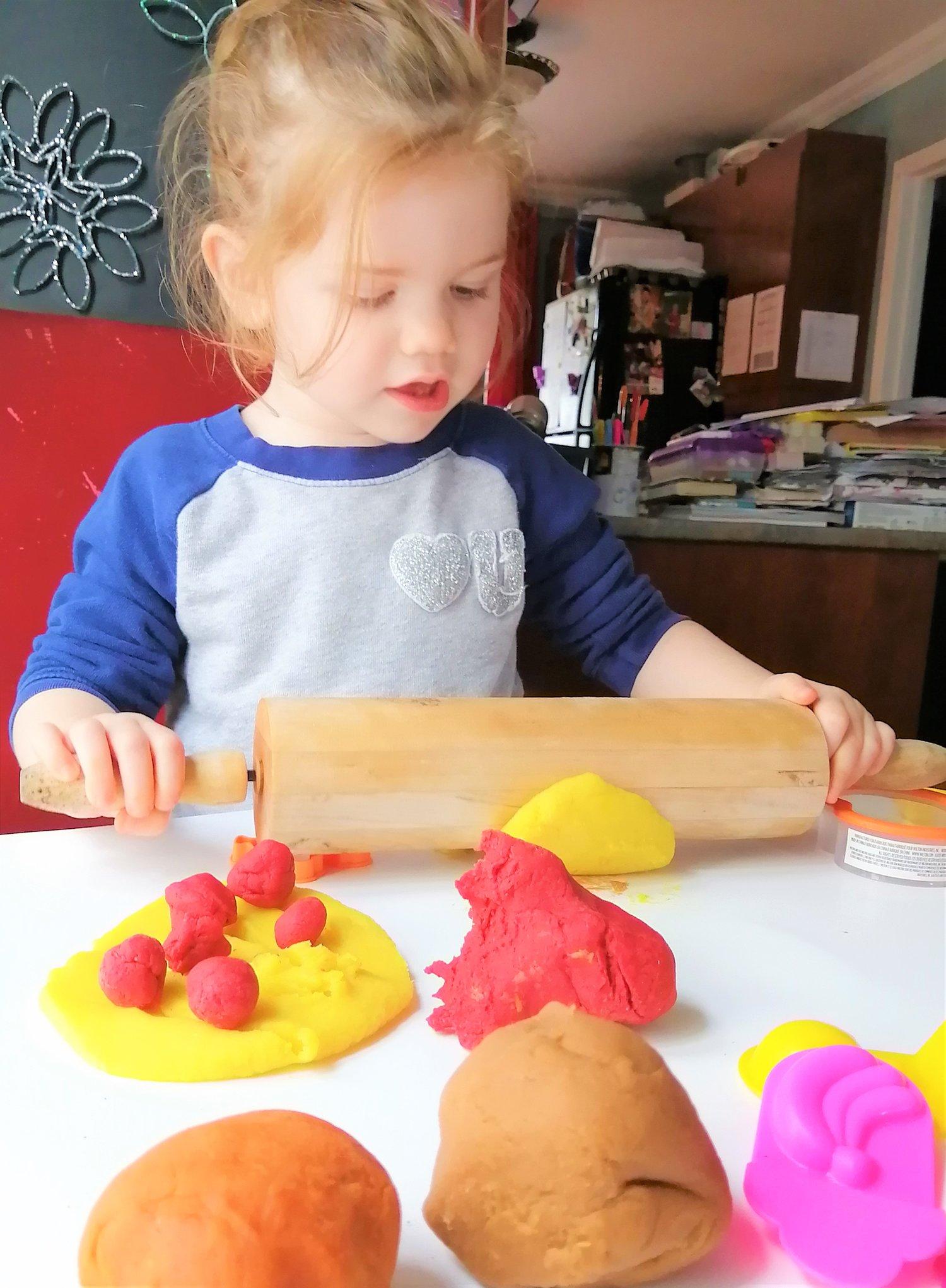 Pate A Modeler Pour Le Bain pâte à modeler automnale — je suis une maman