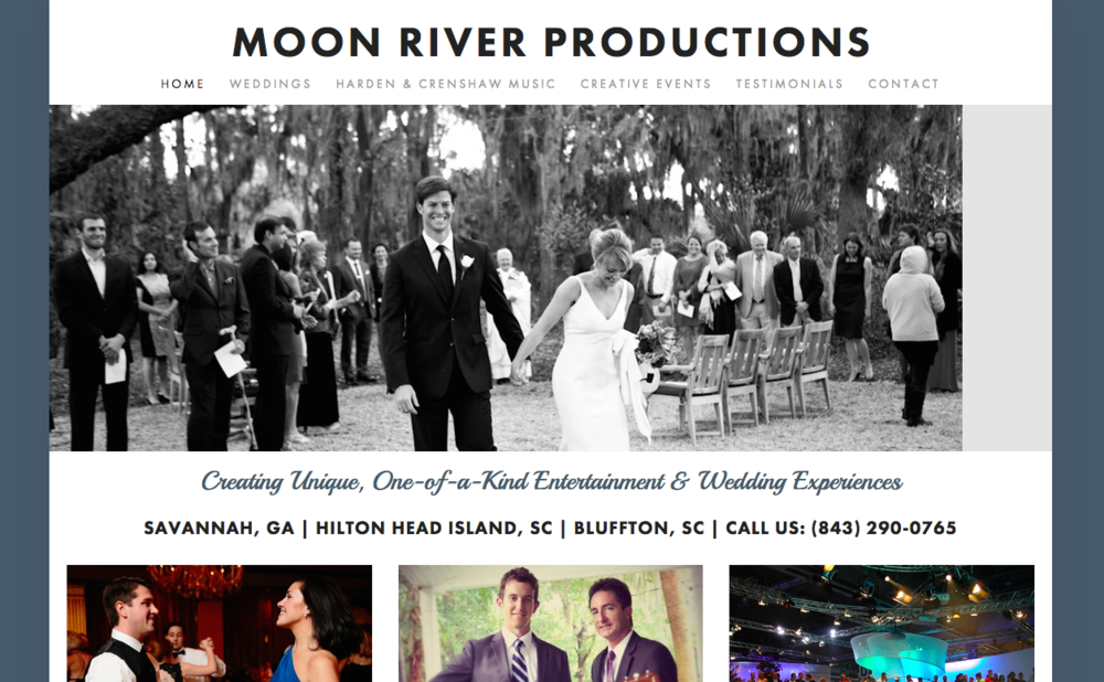 Moon River Productions -  moonriverproductions.com