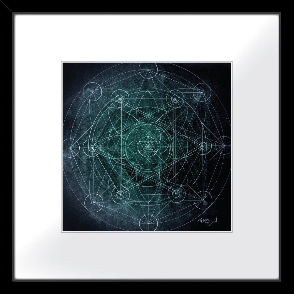 Merkabah Orbit  ($35 + shipping)