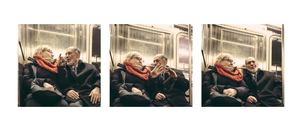 Resolved disagreements on the downtown 1 train.