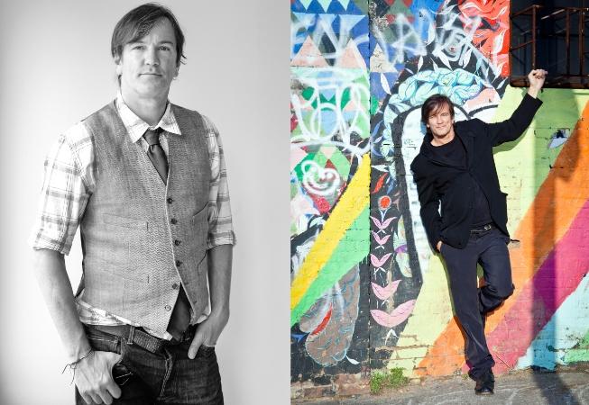 Robert Novogratz - Interior Designer + Reality TV Star - HGTV's Home by Novogratz - NYC.
