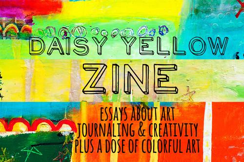 Daisy Yellow Zine