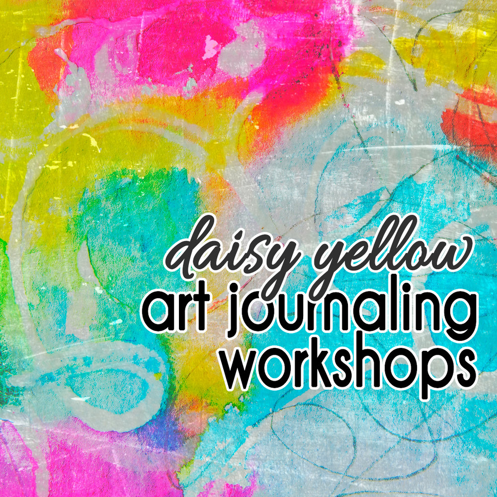 Art Journal Workshops