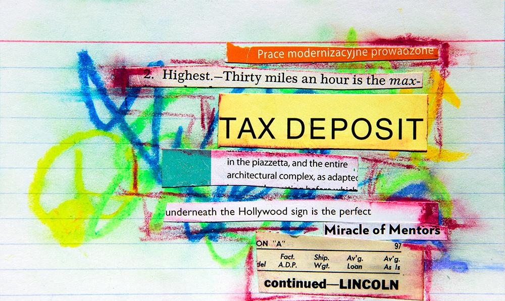 Collage by Tammy Garcia https://daisyyellowart.com #artjournal