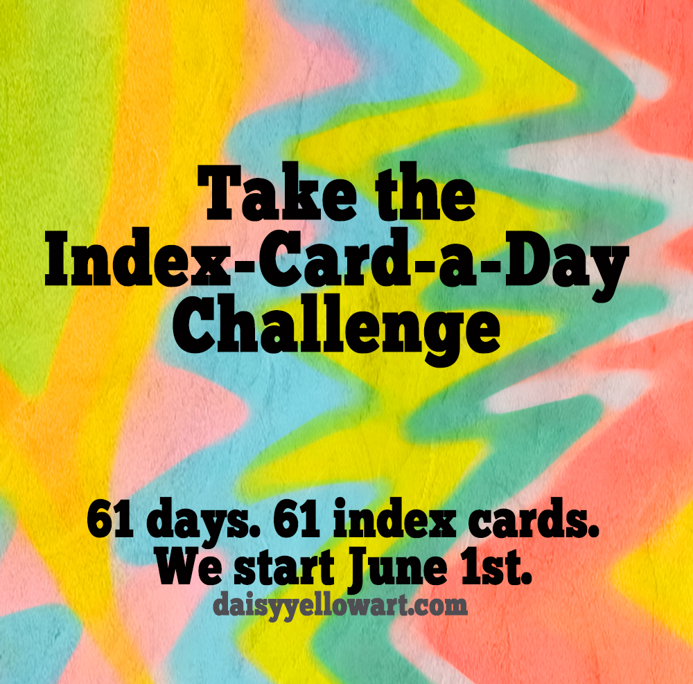 Index-Card-a-Day