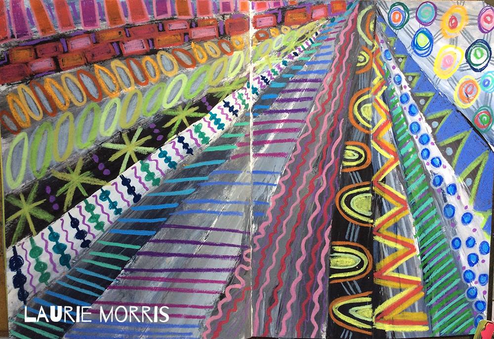 Art by Laurie Morris