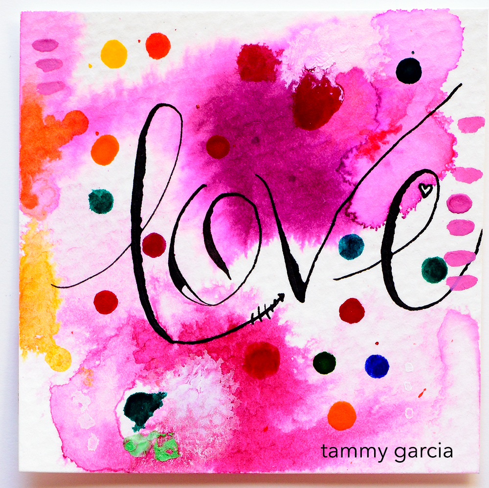 Art by Tammy Garcia daisyyellowart.com