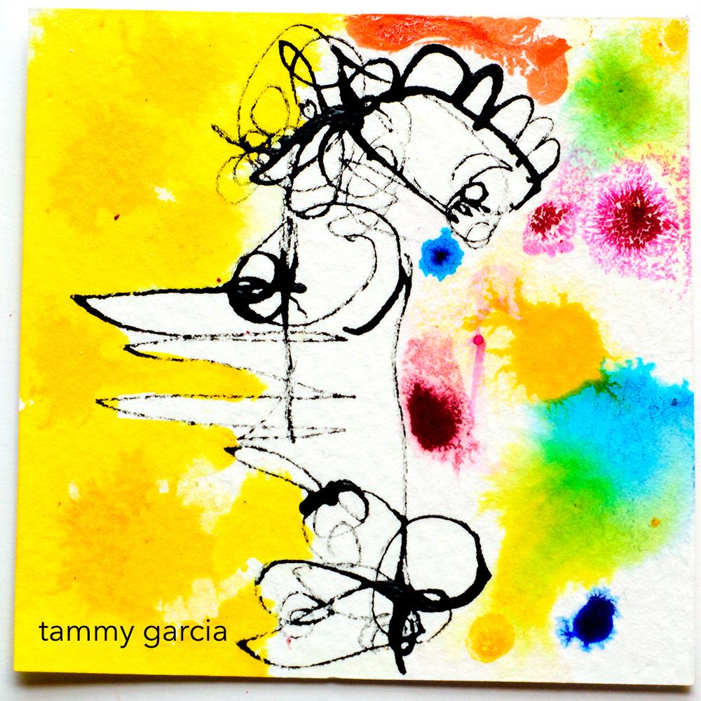 Tammy Garcia daisyyellowart.com