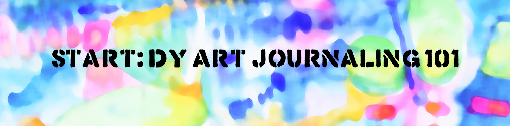 Get started with Art Journaling 101