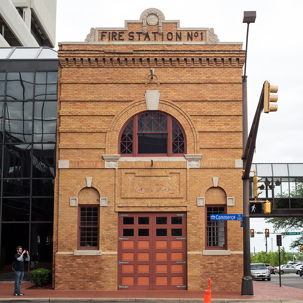 Fire Station No. 01, Fort Worth