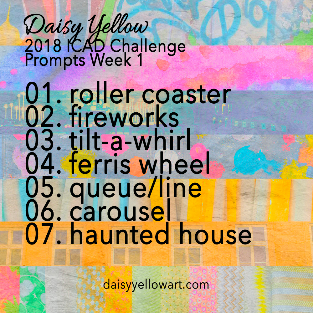 Daisy Yellow Index-Card-a-Day Challenge https://daisyyellowart.com