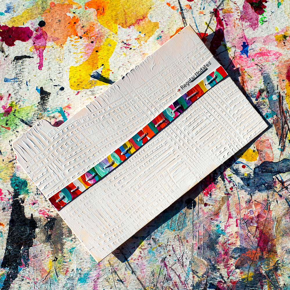 "3x5"" index card by Tammy Garcia. https://daisyyellowart.com"