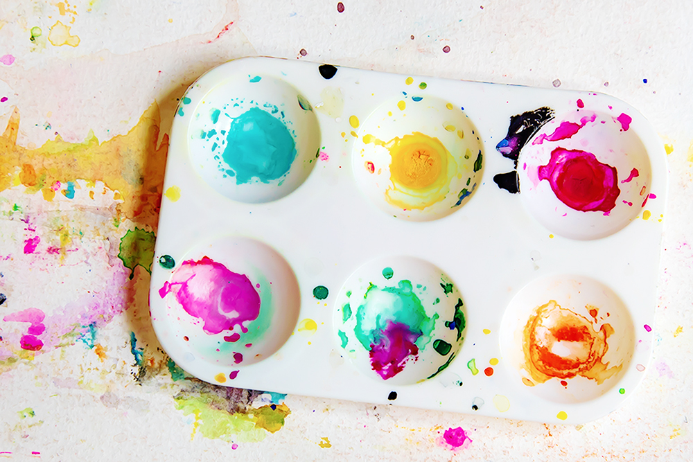 The palette https://daisyyellowart.com