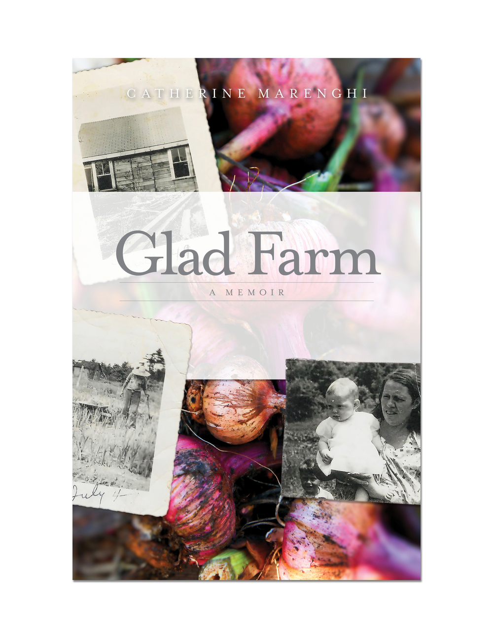 GLAD FARM: initial cover concept #5