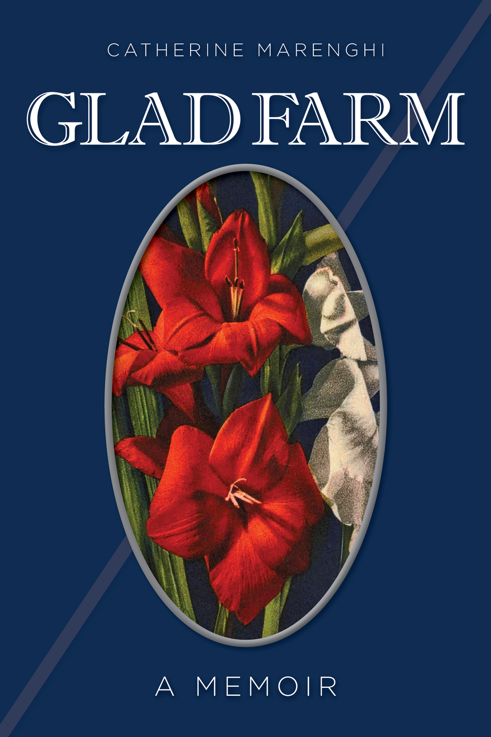 GLAD FARM: front cover, final version