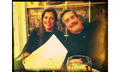 Selene Carlo-Eymer & Doug Eymer, Bia's Bistro, Cohasset MA