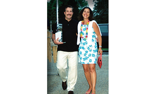 Doug Eymer & Selene Carlo Eymer