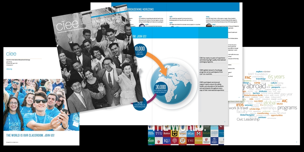 CIEE Corporate Overview Brochure