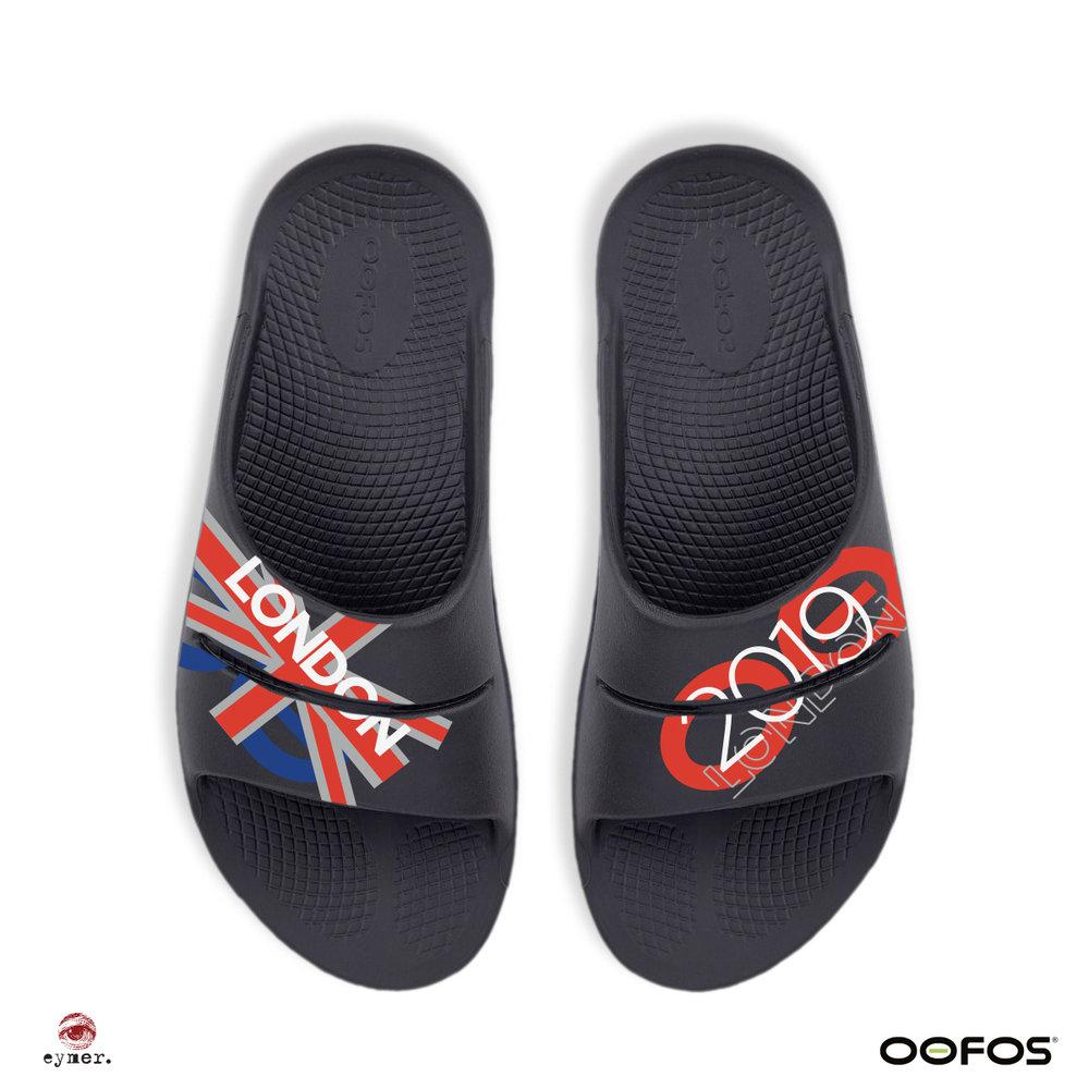 OOah sandal slide   London
