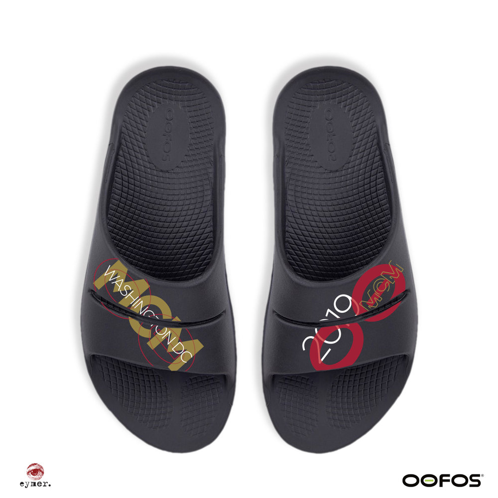 OOah sandal slide   MCM Washington DC