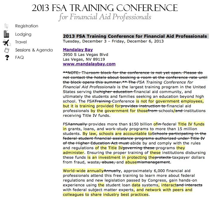 FSA Conference Website Screenshot 20130801.jpg