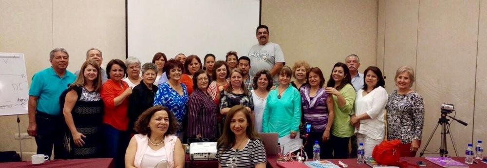 Curso de Bioenergética y Biomagnetismo en los niños. Monterrey NL. México. Abril-Mayo 2016