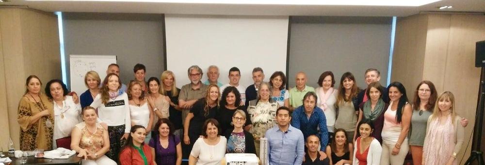 Curso de Biomagnetismo y Bioenergetica de los niños. Madrid Junio 2016