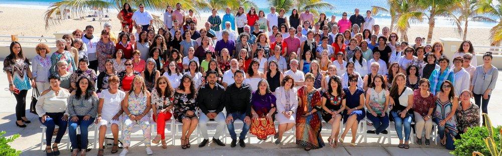 Seminario Internacional de Bioenergética y  Microbio energética, Los Cabos, Mexico 2018