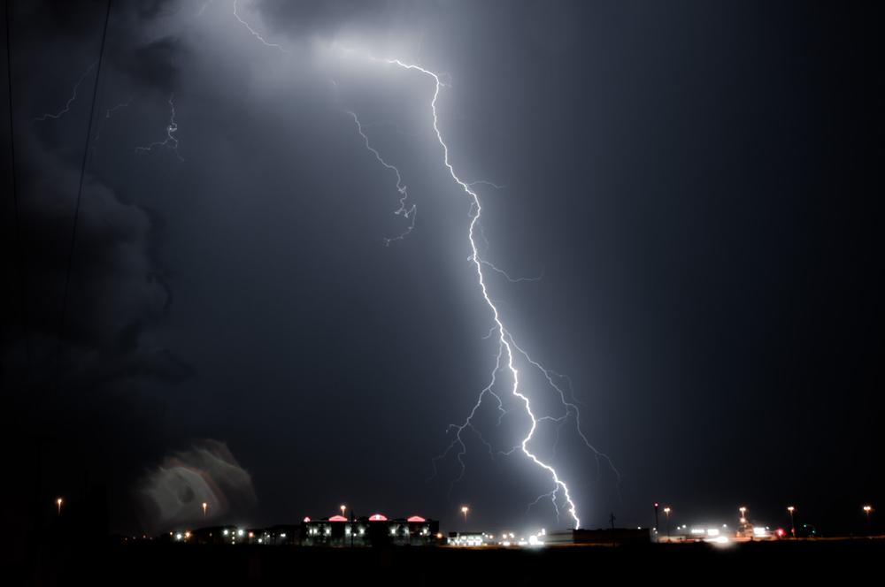 Lightning Bolt, Saskatoon, Sk Canada