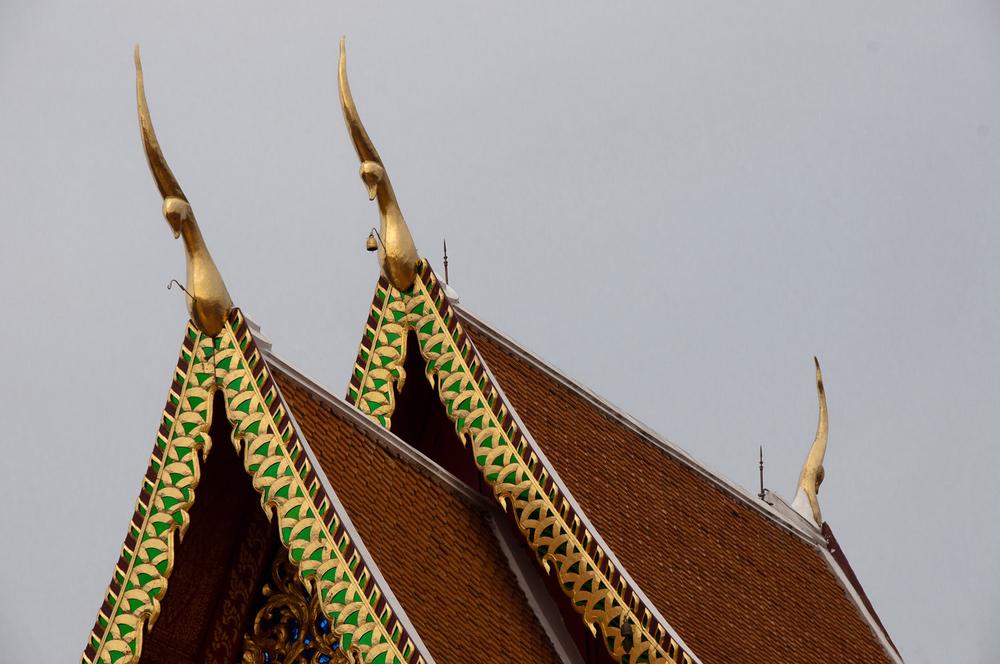 Wat Pharathat Doi Suthep, Xmas 2011