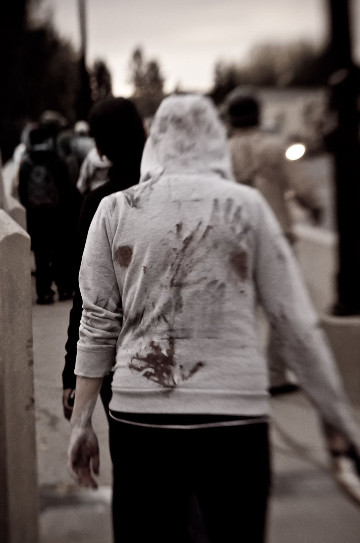 Zombie Walk: Saskatoon, Canada 2011