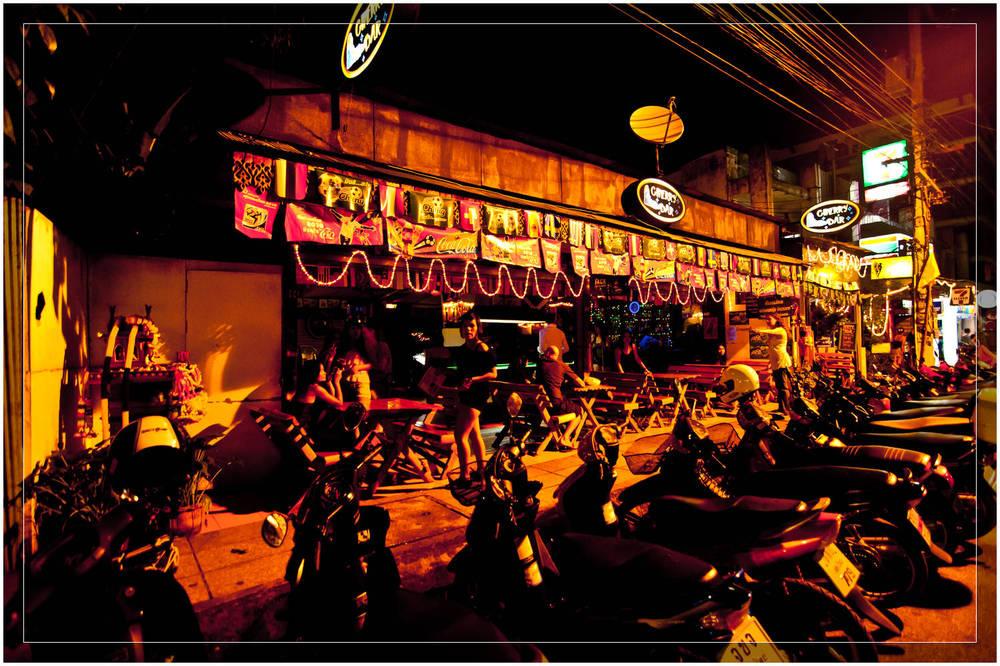 """Ladyboys"" Chiang Mai, Thailand"