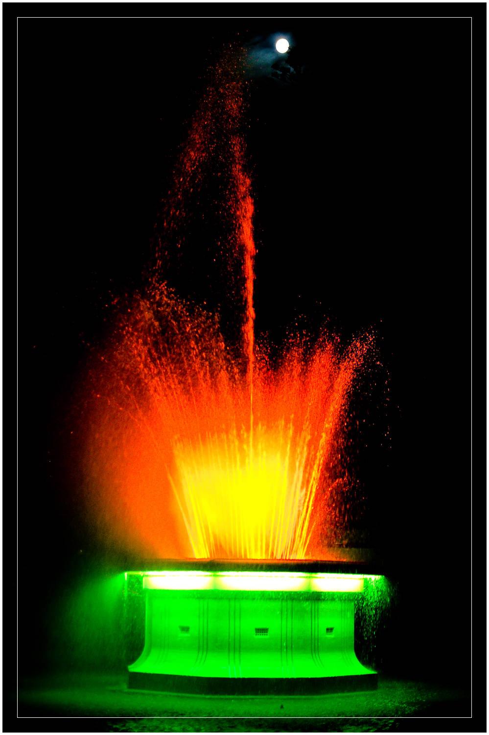 Tom Parker Fountain - Napier, New Zealand