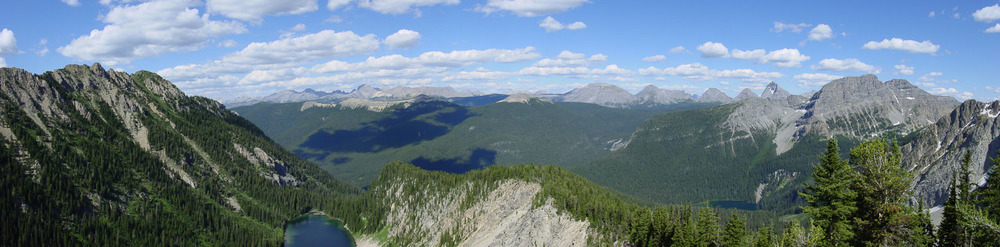 Top of the World Provincial Park.  BC Canada © Dustin Main 2003
