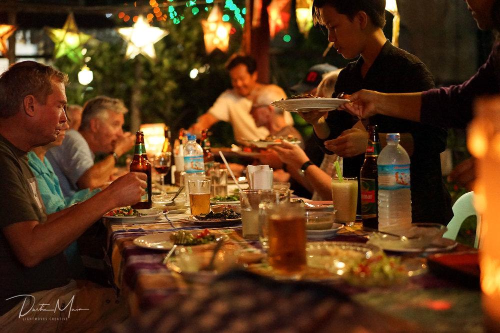 Delicious Myanmar cuisine