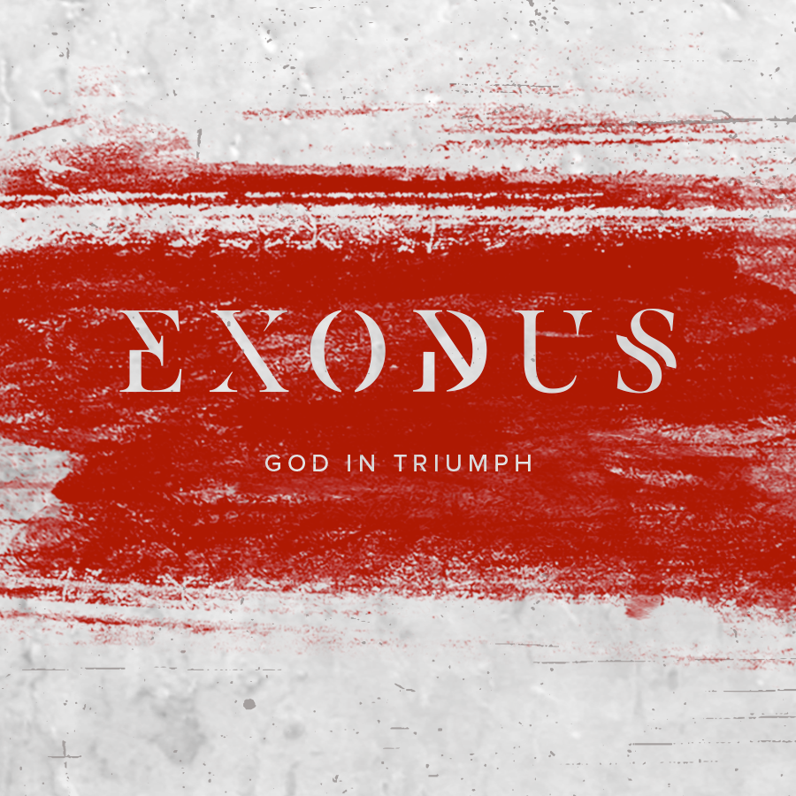 May 7 - June 25 2017 Exodus: God in Triumph