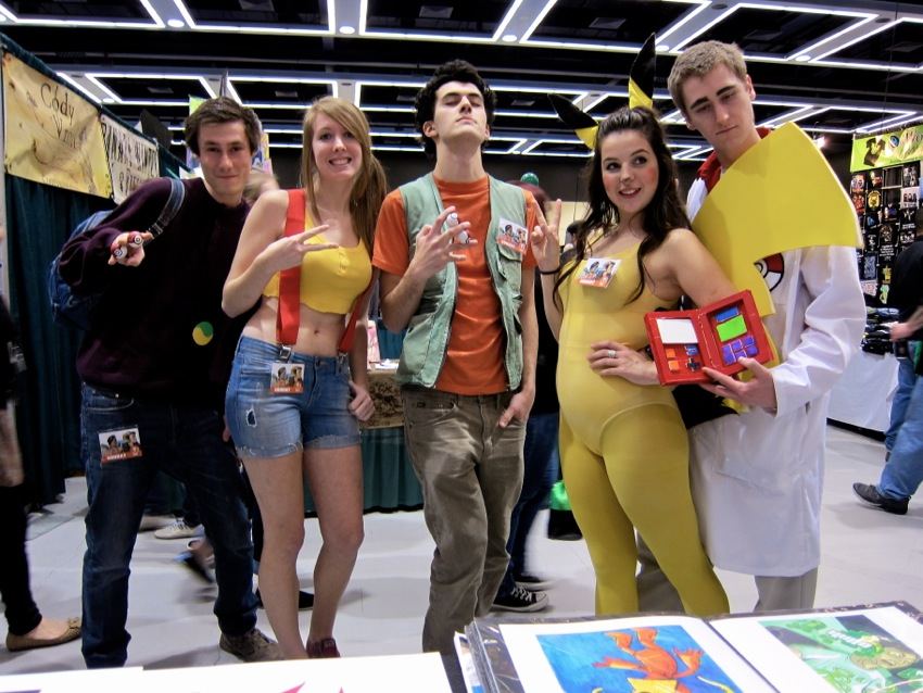 The fans of Emerald City Comic Con