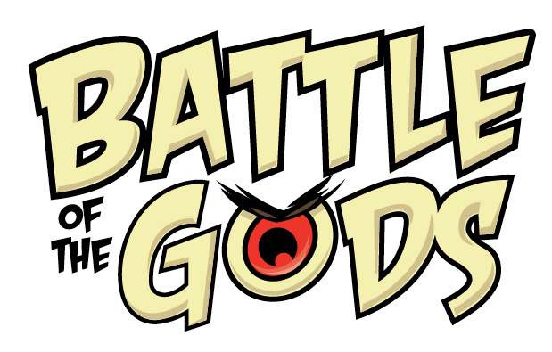 Battle of the Gods Game Logo