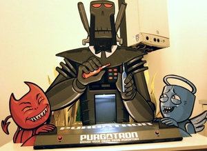 """Purgatron"" Cocktail Robot"