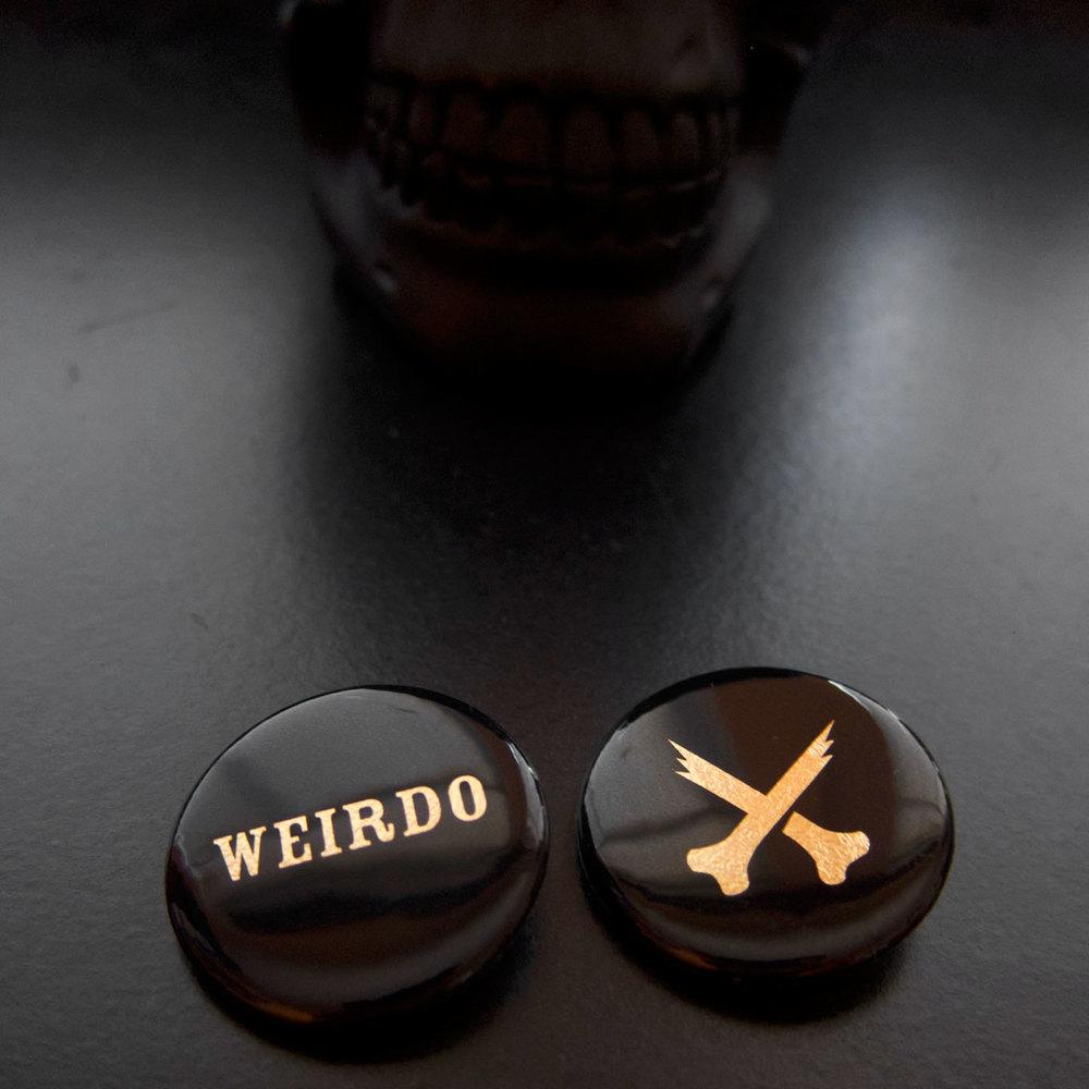 WEIRDO $8