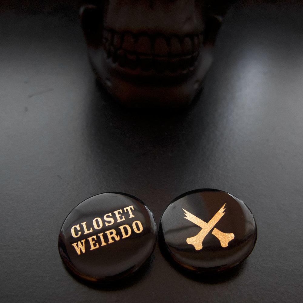 CLOSET WEIRDO $8