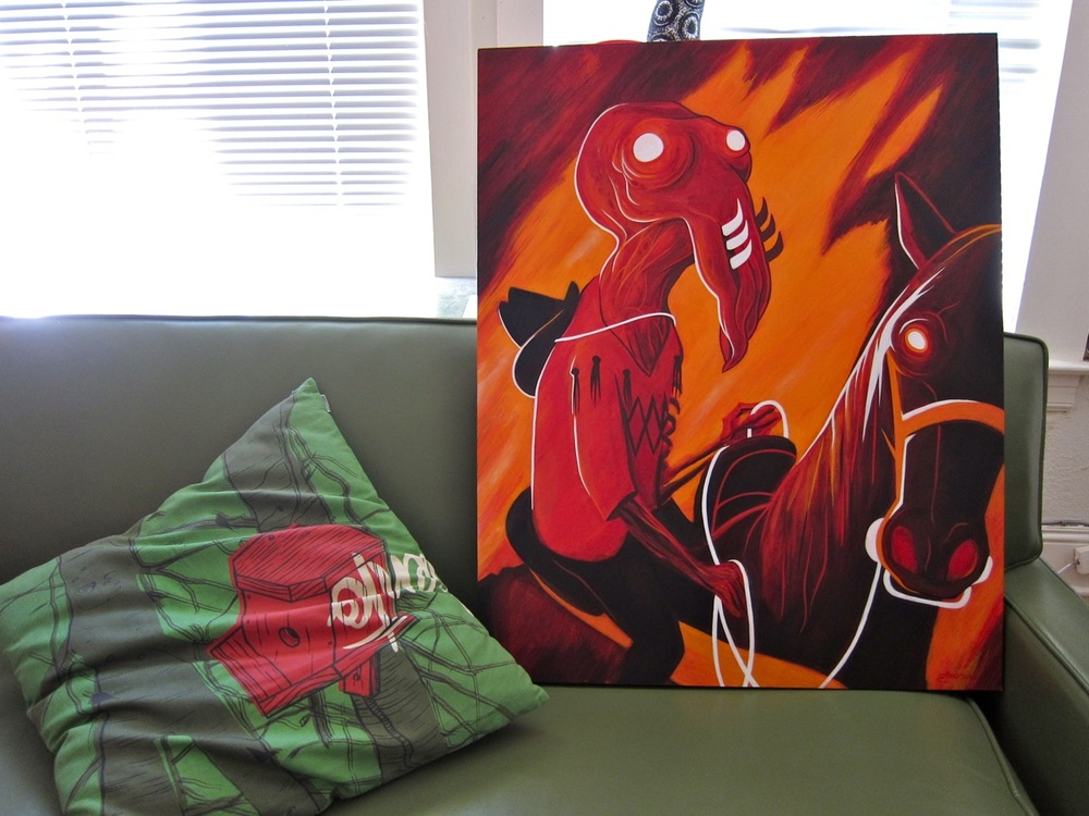 cowboy-cthulhu---acrylic-on-panel_6685610319_o.jpg